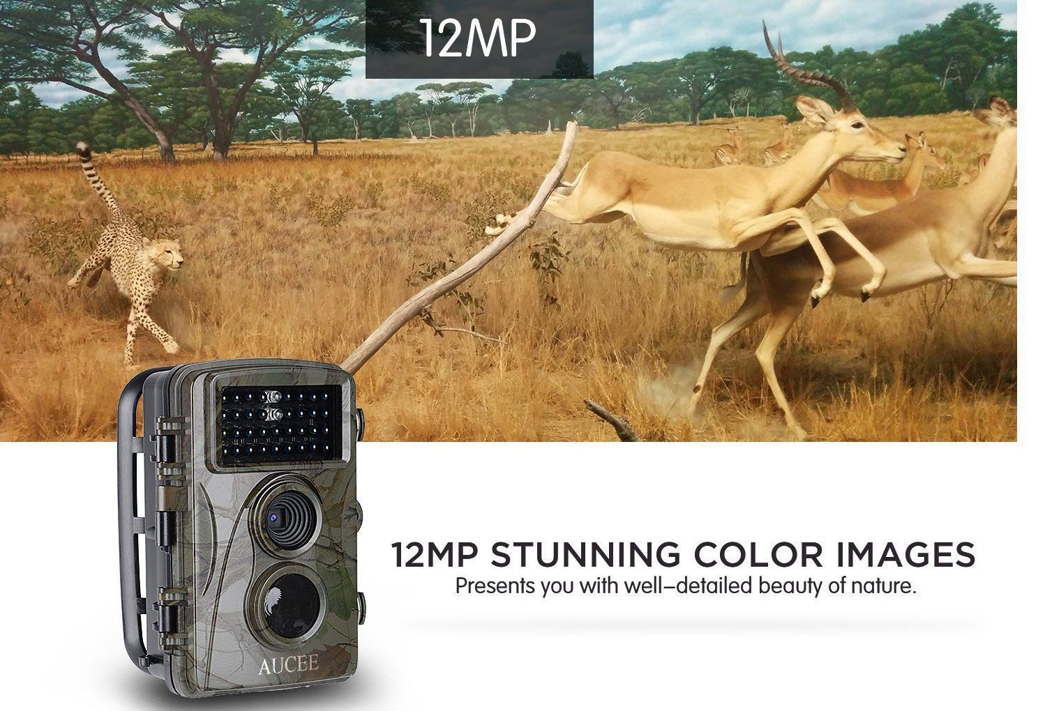 Aucee Trail Camera