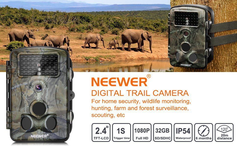 ENKEEO PH730S Trail Camera Review