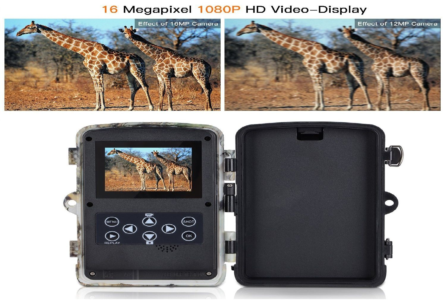Aucee Tracker Trail Camera