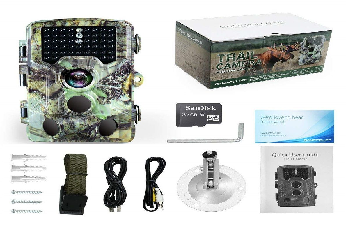 Banffcliff Trail Cam Review