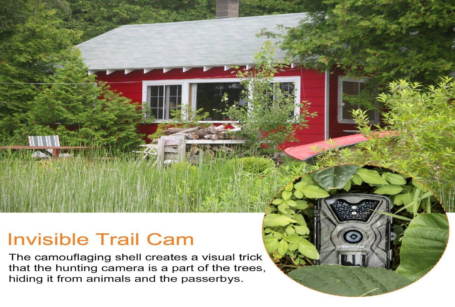 Earthtree Trail Game Camera Review