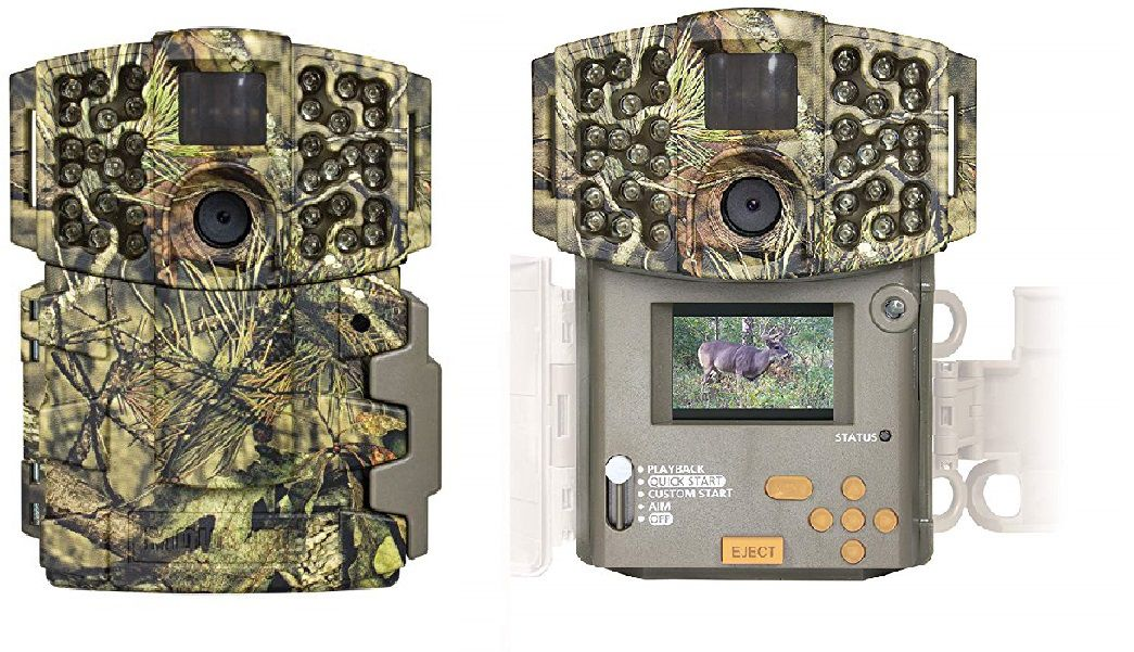 Moultrie M-999i Mini Game Camera Review