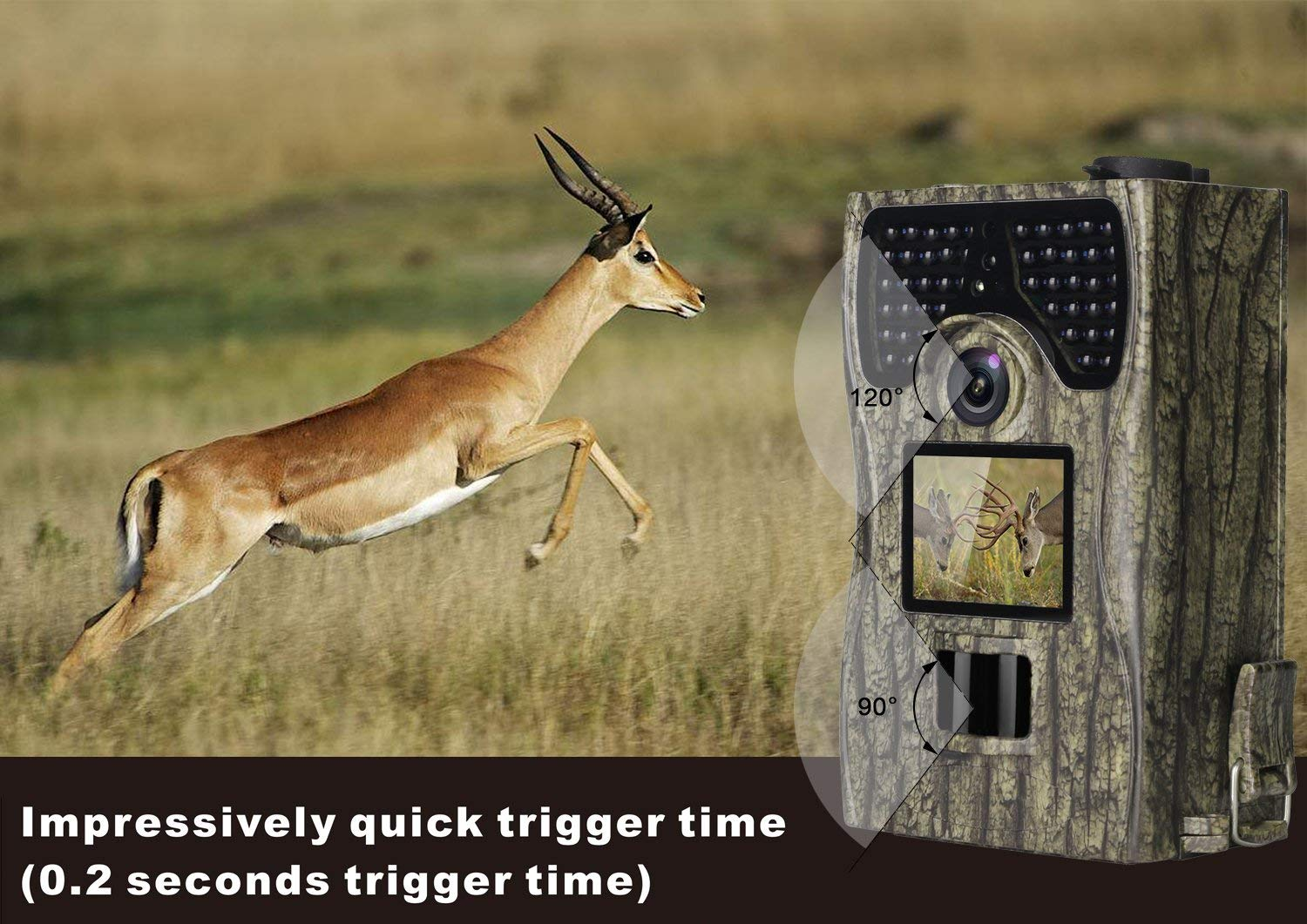 Venlife Trail Camera
