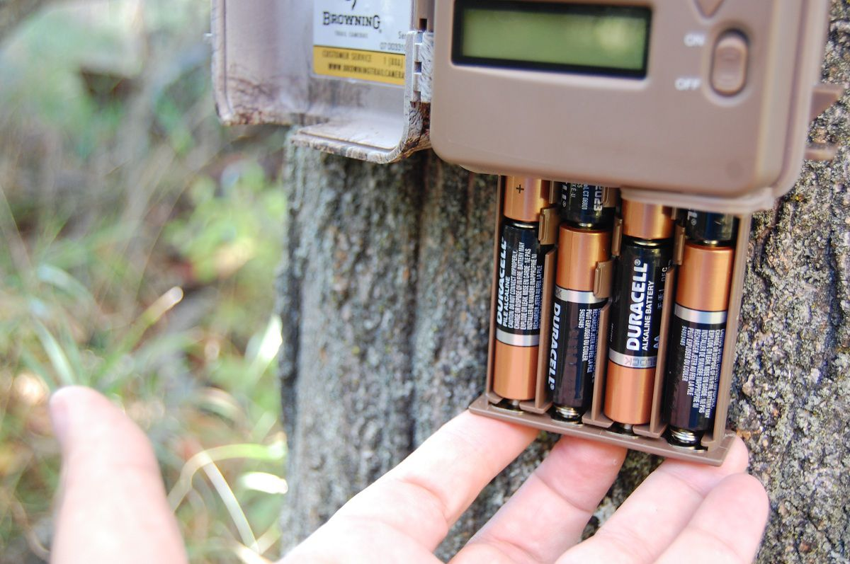 Trail Camera Battery