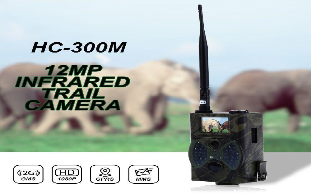 Outdoor HC-300M Digital Trail Game Camera Review