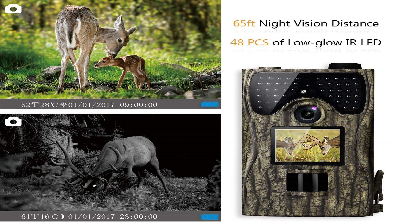 VENLIFE Trail Game Camera Review