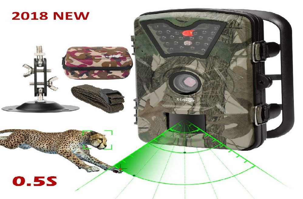 X-Launger Game Trail Camera