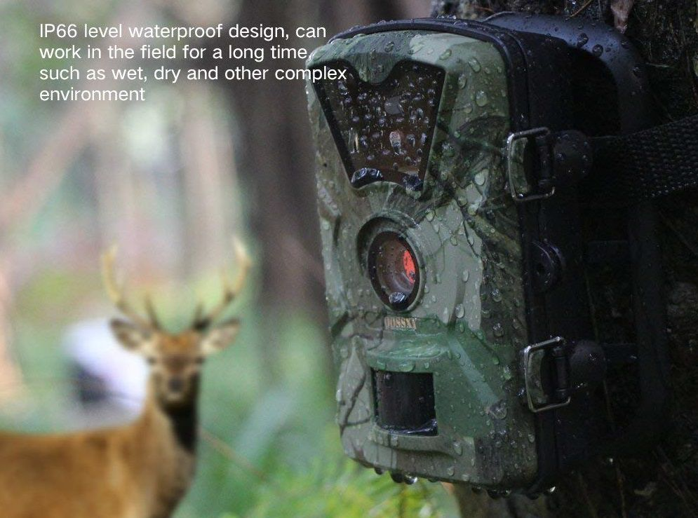 OOSSXX Trail Camera
