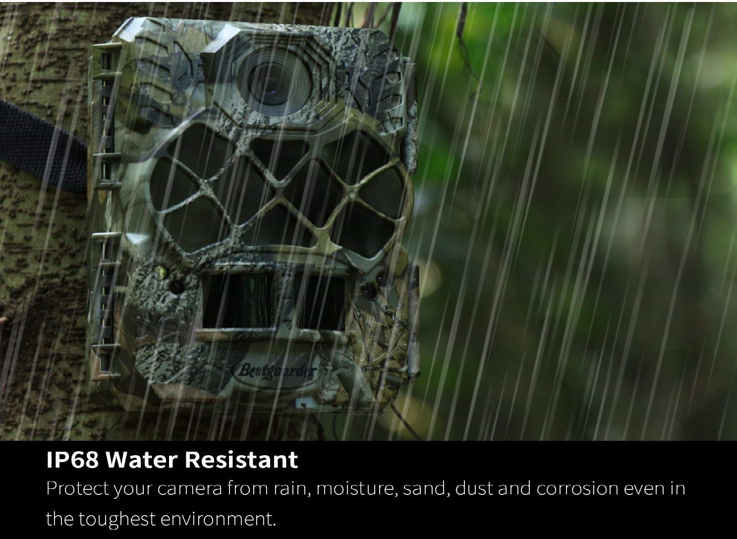 Bestguarder 30MP Trail Cam Review