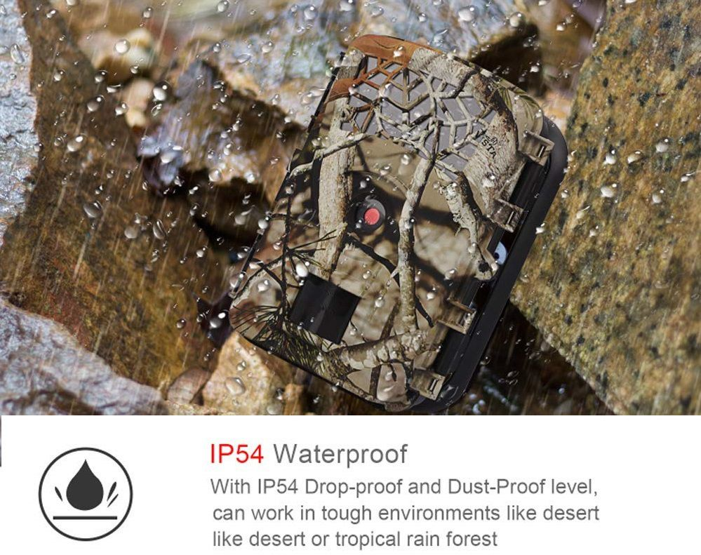 Wosports Trail Cam Review