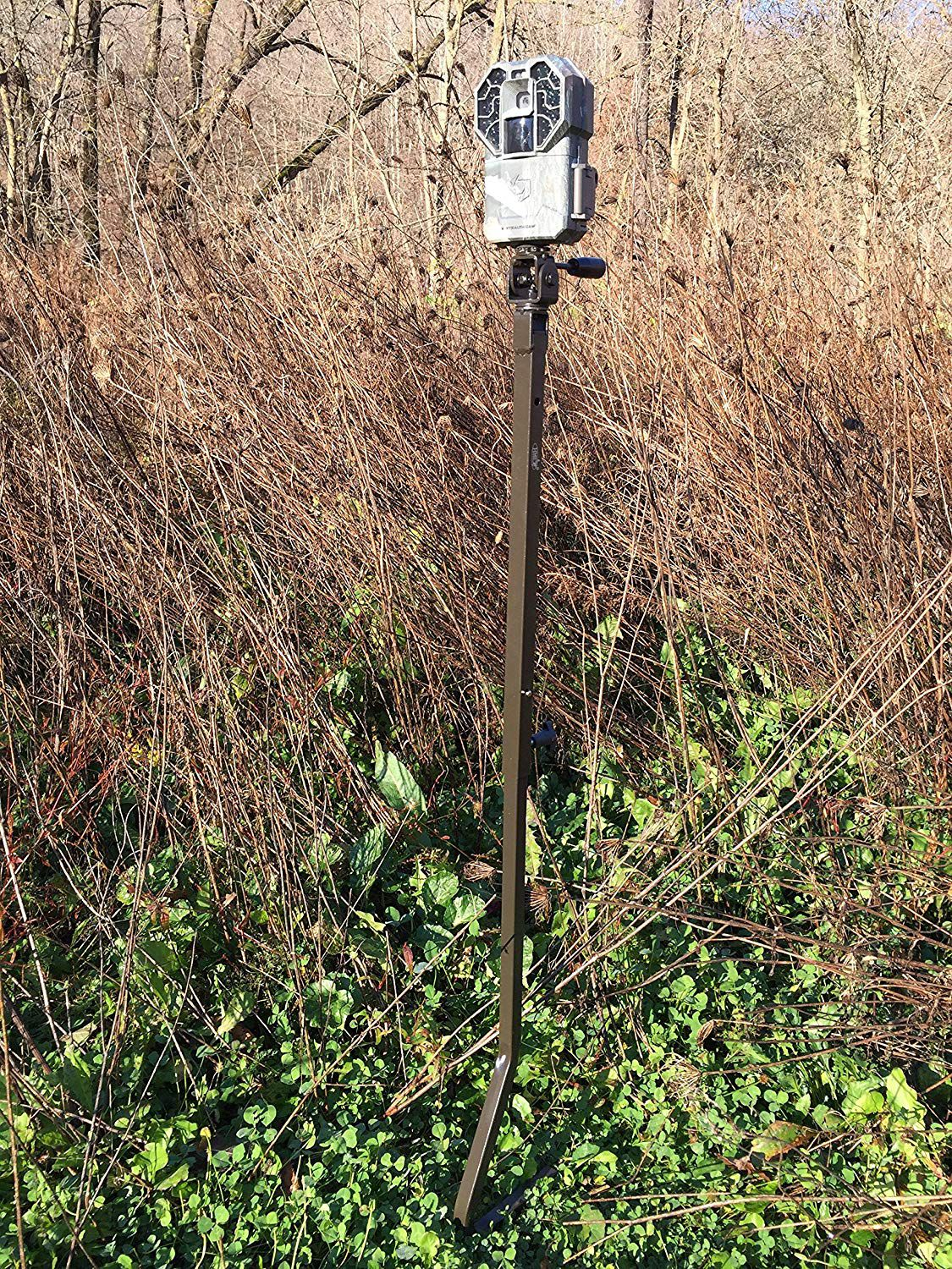 HME Products Ground Trail Camera Mount Review