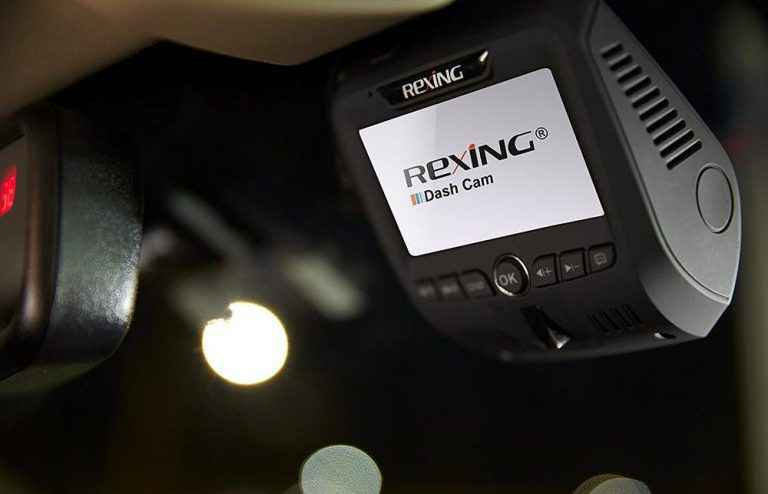 Rexing V1LG Dual Dash Camera Review